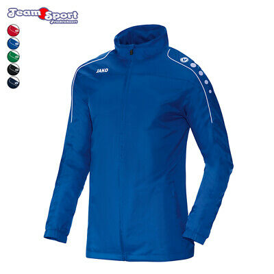 JAKO - Team Allwetterjacke - Kinder / Fussball Training Fitness / Art. 7401