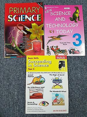 Primary Science Teacher Resources