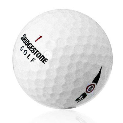 120 Bridgestone e6 Near Mint Used Golf Balls AAAA