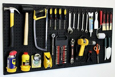 Snap On Peg Hooks Lock to Pegboard Kit For Hand & Power Tools  New 24242-B # Th