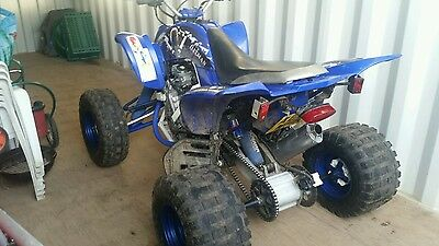 road legal R1 quad bike 55 plate 180 bhp