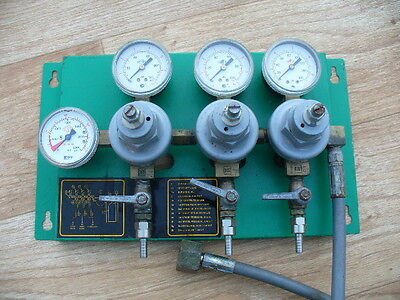 3 Stage Beverage CO2 Regulator Management System (Very Good Condition)