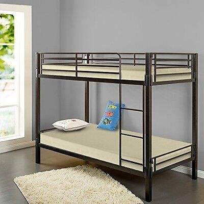 Zinus Sleep Master Memory Foam 5 Inch Bunk Bed / Trundle Bed / Day Bed /