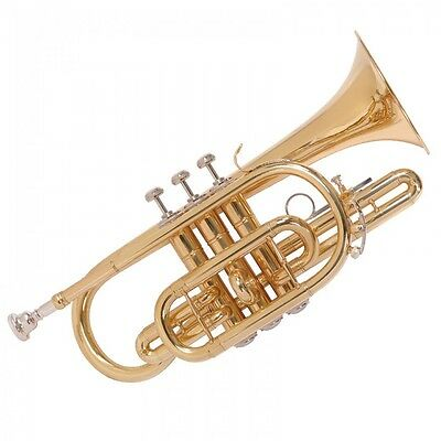 Odyssey OCR200 Debut Bb Beginners Cornet