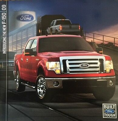 2009 Ford F150 Deluxe Brochure