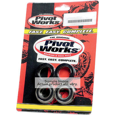Pivot Works Front Wheel Bearing Kit Suzuki