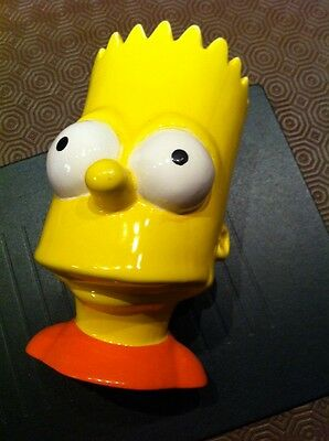 Bart Simpson Ceramic Money Box The Simpsons