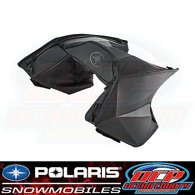 New Pure Polaris Snowmobile Axys Switchback Oem Factory Underseat Journey Bag