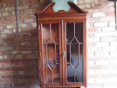 Bevan and Funnell wall cabinet