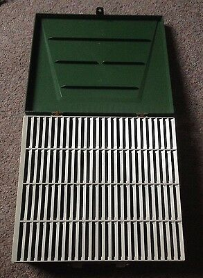 Paterson 200 Capacity Double Sided 35Mm Slide Storage Case