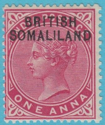 Somaliland 2  1903 Mint  Hinged Og * No Faults Extra Fine  !