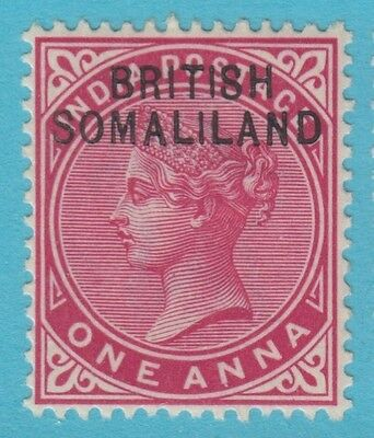 Somaliland 2  Mint  Hinged Og * No Faults Extra Fine  !
