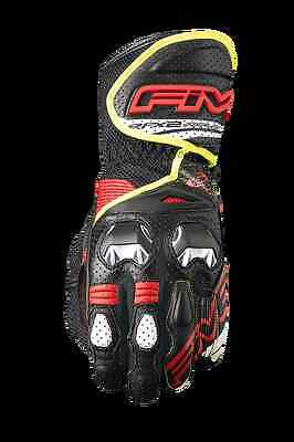 FIVE5 5IVE RFX2 AIR FLURO Small/8 Motorcycle Sport Street Race Track Glove