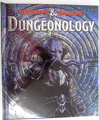 Dungeons and Dragons DUNGEONOLOGY Hardback Wizards of the Coast 14185