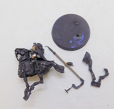 LOTR metal MOUNTED EORL the YOUNG undercoated Citadel 38478