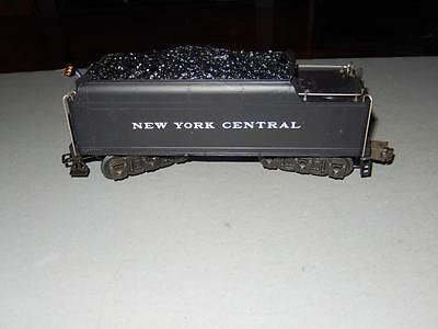 Lionel- New York Central Diecast Tender W/sound For The 783 Nyc  Hudson-New-H13