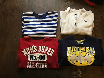 Toddler Boys Long Sleeve Tops Lot