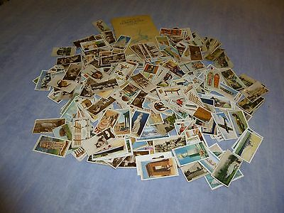 Job Lot of 500 + Vintage Cigarette Cards in excellent condition