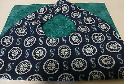 Adult Bibs / cover-ups for adults, seniors, disabled/ bibs; Seattle Mariner's