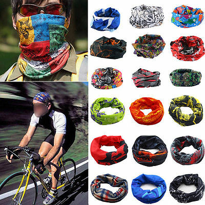 New Bike Bicycle Cycle Sport Outdoor Multifunction Turban Magic Headband Scarf