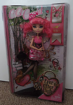 Ever After High Doll, Ca Cupid. Bnip.
