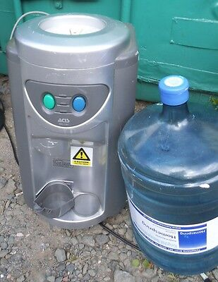 Acis Water Cooler Water Purifier Table Top Ambient & Cold Water Dispenser Office