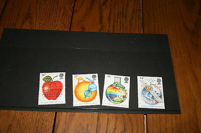 GB Stamps MNH 1987 8 sets Complete Year
