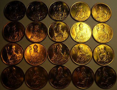 Lot, Tokens - 20 Tokens UNC