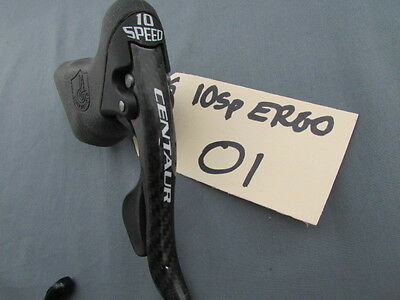 Campagnolo Centaur Carbon 10 Speed Rh Shifter Lever Little Used Good Cond. (01)