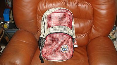 2010 National Jamboree Official Boy Scout Mesh Backpack - New With Tags