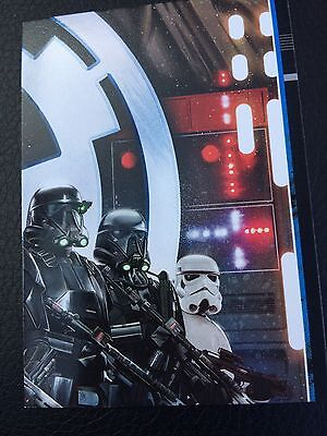 STAR WARS: ROGUE ONE Trading Card #107