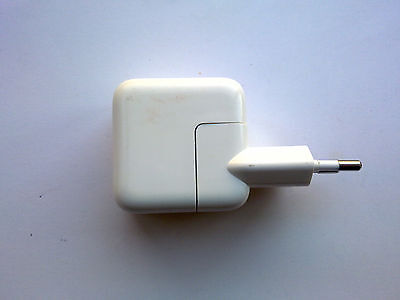 Apple Ipod Usb Power Adapter Charger - European Plug