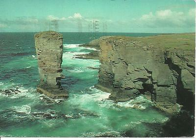 YESNABY CASTLE WEST MAIN LAND STACK Kirkwall STROMNESS Finstown Orkney,   .