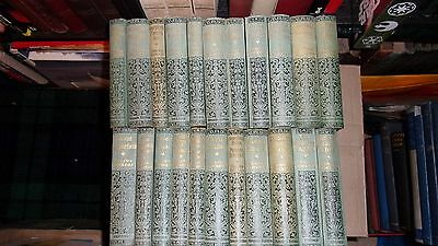 Charles Dickens - Complete Set - 22 Volumes - Fireside Edition - Illustrated