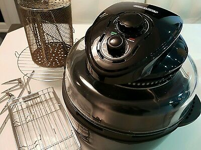 halogen oven / airfryer with extras