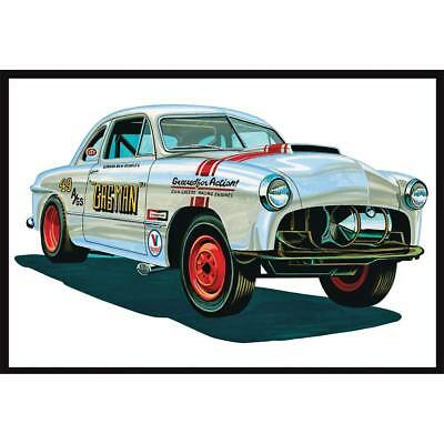 NEW AMT 1/25 1949 Ford Coupe Gas Man AMT1022/12