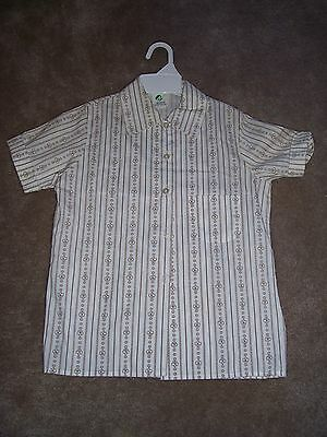 Girls BROWNIE GIRL SCOUT Shirt Size 10
