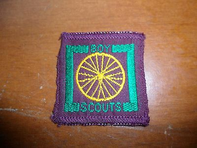 Vintage Scout Proficiency Badge from the early 1950's- Lot 3
