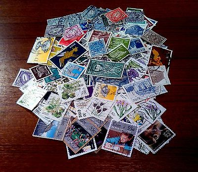 1130 used stamps all different Greece, Ire., Norway & Switz. Neth. + No GB or BC