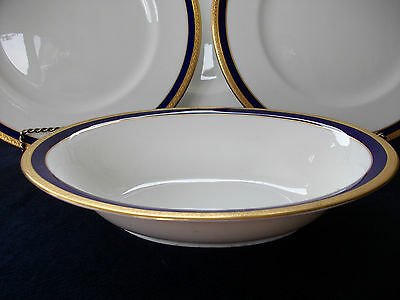 COALPORT ELITE ROYALE (c.1972+) OVAL SERVING BOWL- EXCELLENT!! ELEGANT!! MINT!!