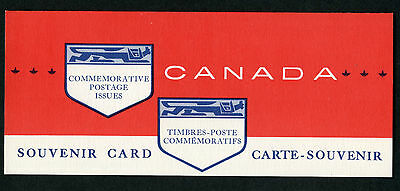 Weeda Canada VF Condition 1963 Souvenir Card #5, card only no envelope CV $7.50