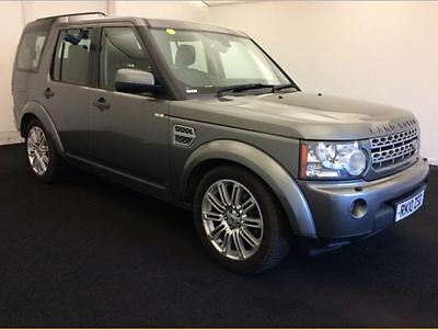 2010 Land Rover Discovery Hse Tdv6 Auto,sat Nav,leather,7Seats,pan Glass Roof,