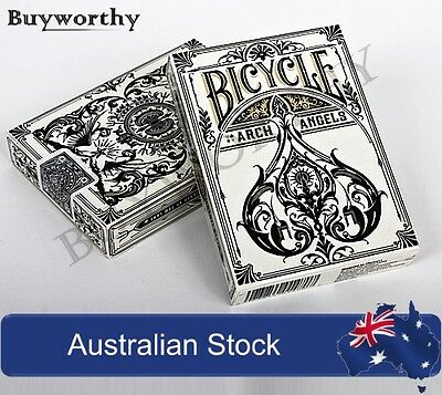 Archangels Playing Cards Poker Magic BICYCLE Theory 11 Poker Deck Brand New