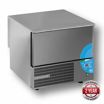 Blast Chiller & Shock Freezer 800x815x925mm, Commercial, NO PANS INCLUDED