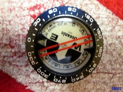 Scuba Diving Pre-Owned Oceanic Compass Module Very Good Condition! Side-View