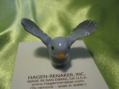 Hagen Renaker Pa Tweetie Bird Blue Figurine Miniature 00482 Ceramic FREE SHIP