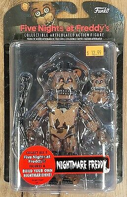 Funko Five Nights At Freddy's NIGHTMARE FREDDY Action Figure 5""