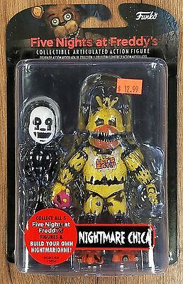 Funko Five Nights At Freddy's NIGHTMARE CHICA Action Figure 5""