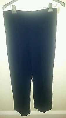 *Alfred dunner blue pants size 18 NWT vintage*