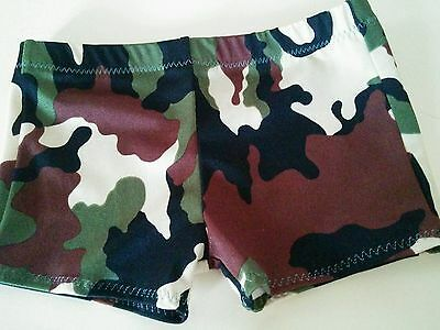 BOYS size 2 RETRO SWIMMING TRUNKS bathers, swimmers, cossie